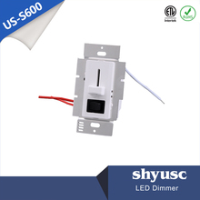 110V 600W US Standard high compatitible LED dimmer switch