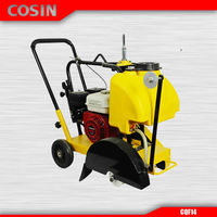 Cosin CQF14 road surface hand held concrete cutting saw