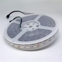 60LED Touchscreen SMD5050 IR 850nm LED Flexible Strip Light
