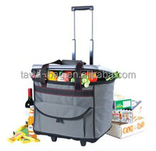 48 liter EVA trolley wine cooler bag