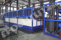 2016 excellent performance block ice making machine for fishing industry