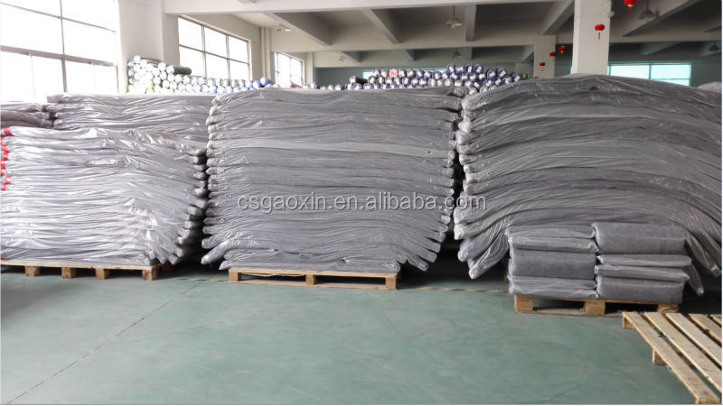 hot selling nonflammable nonwoven fabric materail/nonflammable filter material