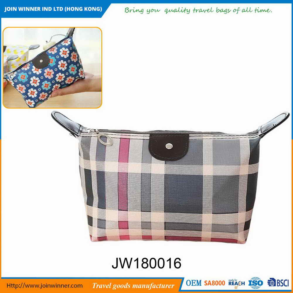 High Quality Wholesale Custom Cheap Wash Bag For Storage In Standard Size
