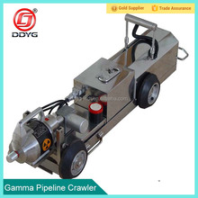 Inspection system NDT weld testing pipeline X-Ray crawler