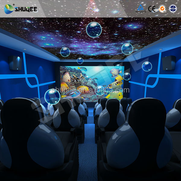 fantastic 5D cinema theater 5d virtual reality cinema 5d simulation ride,game machines