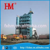 160TPH Bitume Mixing Plants for sale HMAP-ST2000/Recycle Plants For Sale