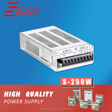 S-250-12 250w 12v switch power supply 12volt 20amp power supply with dc power filter