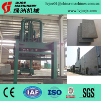 2016 fiber cement board / fiber cement corrugated roof sheet production line
