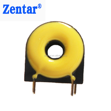 Pin Type pcb current transformer mini electric current transducer for electricity meter PCT701