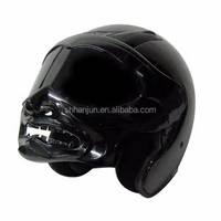 NIJ IIIA bulletproof motorcycle helmet for police and military