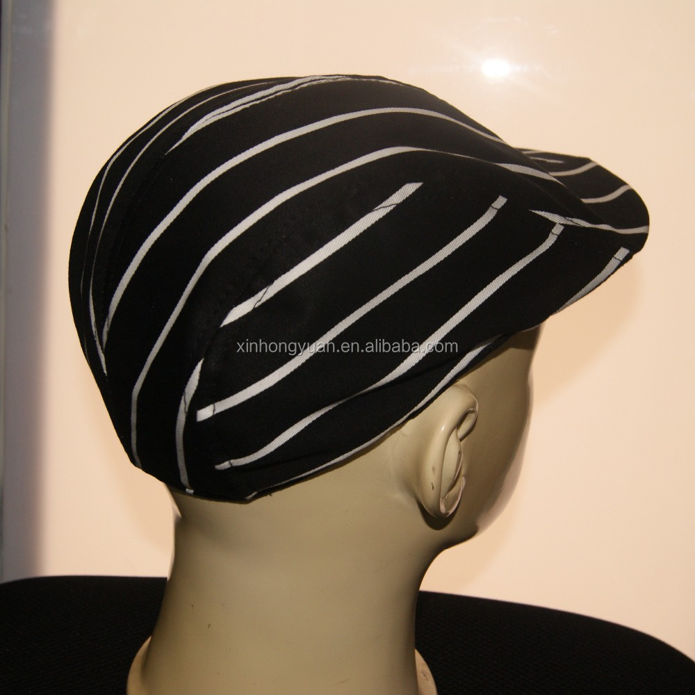 Cheap OEM high quality chef cap different design cook hat in sale