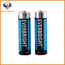 Reliable reputation EVERBRIGHT brand aa lr61 alkaline battery