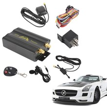 Portable Vehicle Tracking System Sensor Mobile Phone Tracking Equipment for Car