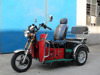 Petrol Handicapped Motorcycle 110CC 125CC Engine Single Cylinder