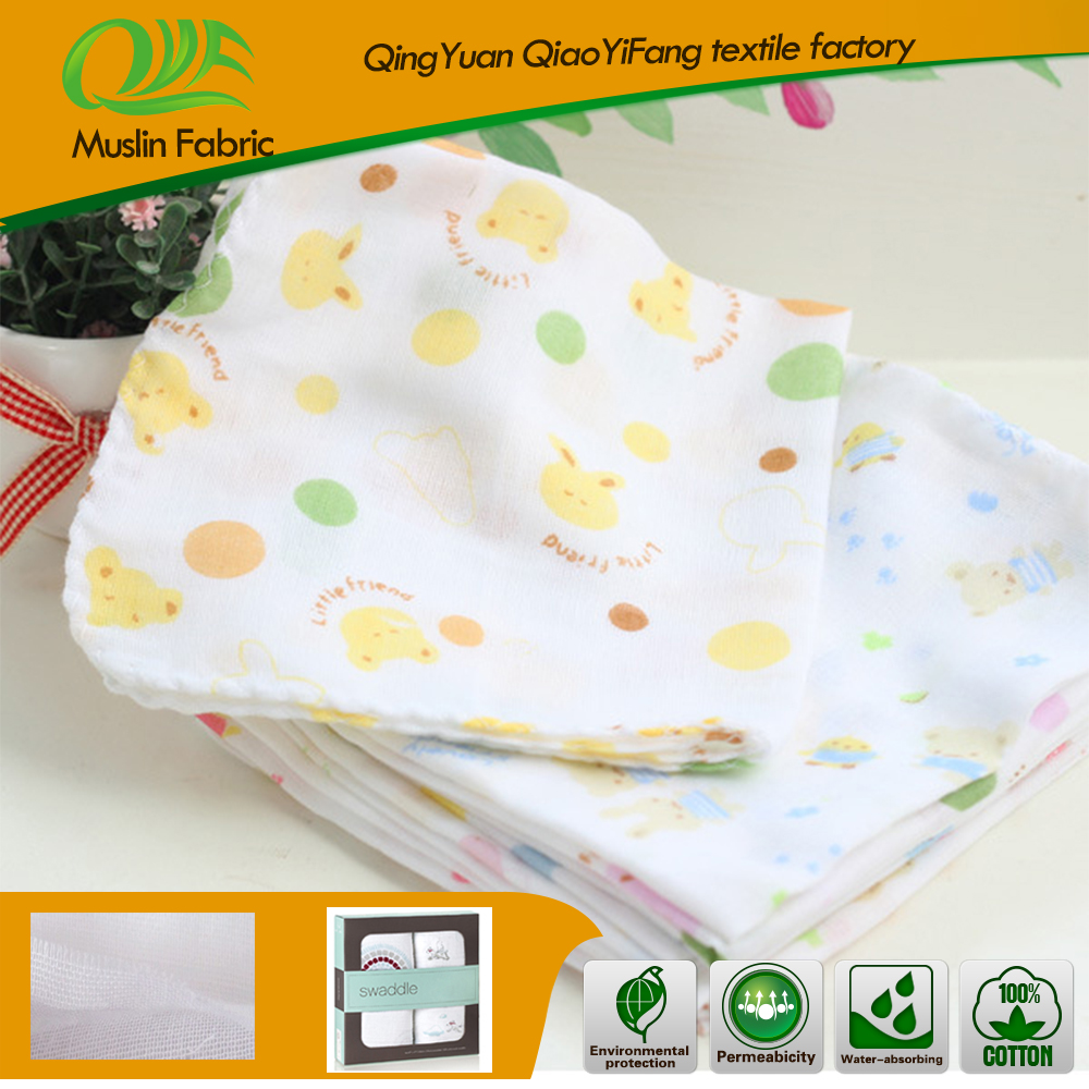 100 cotton customized make up cloths