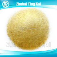 edible gelatin granule for instant noodles