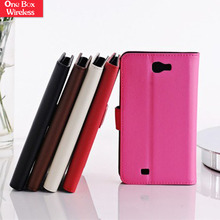 Flip Leather Case For samsung N7100 Full Protect Cover Stand Wallet Genuine Leather Phone Case