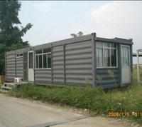 20ft Assemble Container House Connection as Office Building (XGZ-CH023)