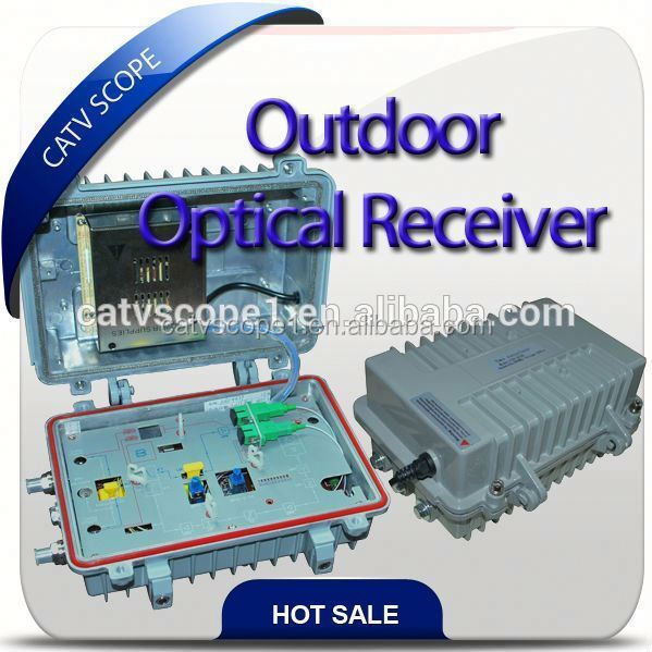Outdoor Fiber Optical Receiver /Optical Node with WDM CSP-8230
