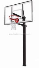 Inground adjustable basketball hoops/stands for sale