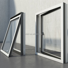 Cheap small stylish aluminum awing window for house design