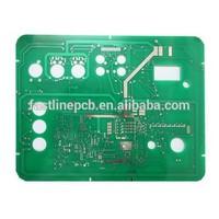 Audio player circuit board pcb Am/Fm radio pcb circuit board manufacturer