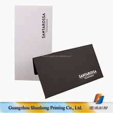 Beautiful decoration design wholesale greeting cards and colored envelopes