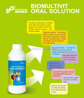 multivitamin Oral Solution for poultry veterinary medicine orali liquid vitamins