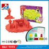 New kids diy toy magic modeling sand with tool toys HC301908