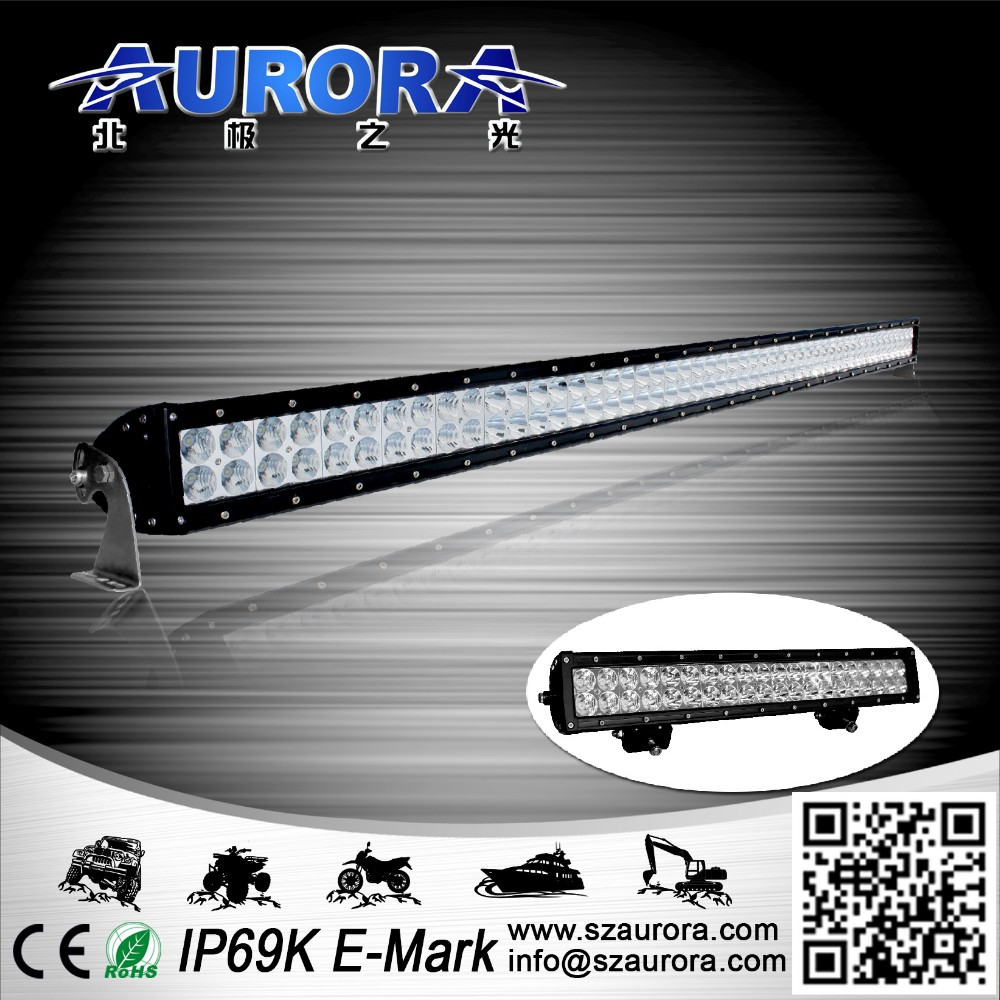 2016 50'' led light bar offroad led light bar