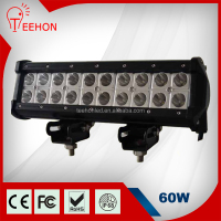 10 inch 60W 12v Waterproof Led Light bar 4x4 Led Driving Light Bar