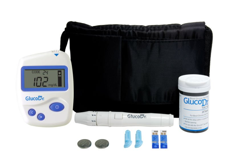Gluco Dr (AGM-2100) Blood Glucose Monitoring System