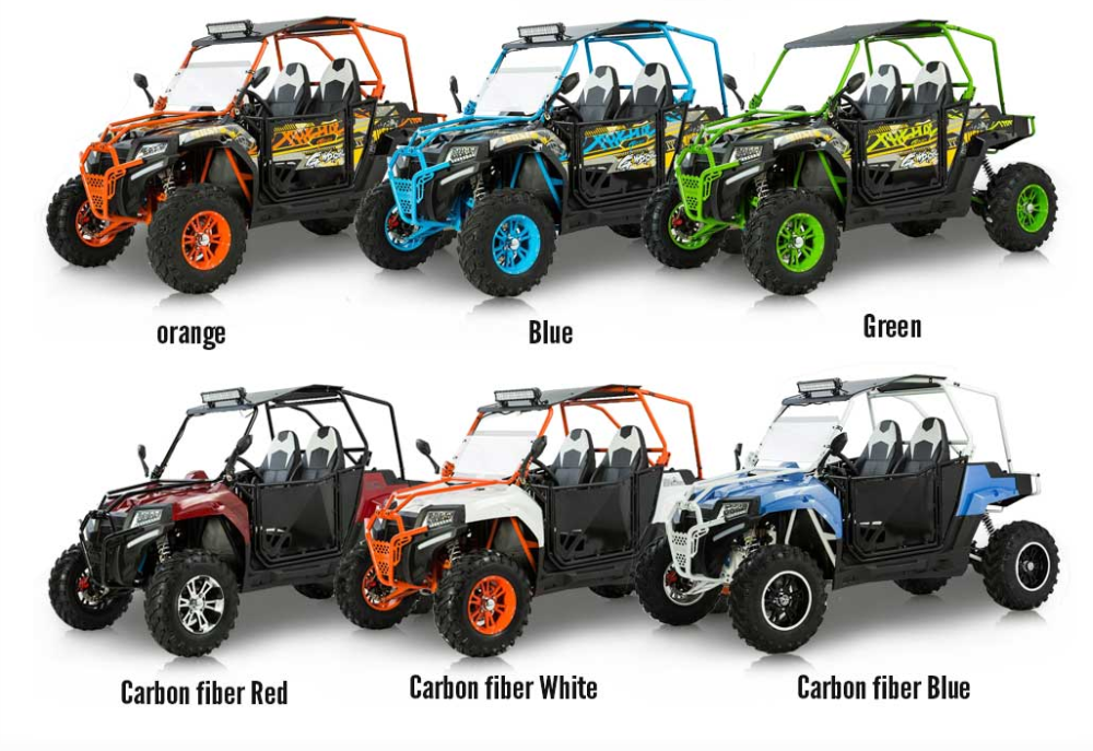 Fangpower big power 400cc utv for adults to drive