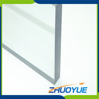 solid polycarbonate roof sheet water proof sheet