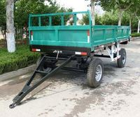 farm dump trailer atv farm trailer swivel wheel trailer
