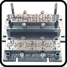 The lowest price stamped moulding for machine metal mould stamp vs stomp forming