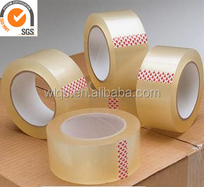 Transparent BOPP Packing Tape For Carton Sealing China Manufacturer