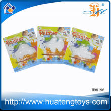 2014 new diy educational toys paint toy for kids H98196