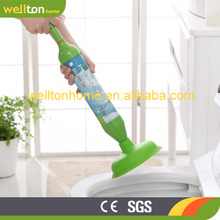 Wellton rubber powerful best toilet plunger