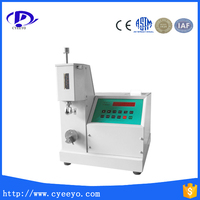 Microcomputer Controlled Paper Folding Tester