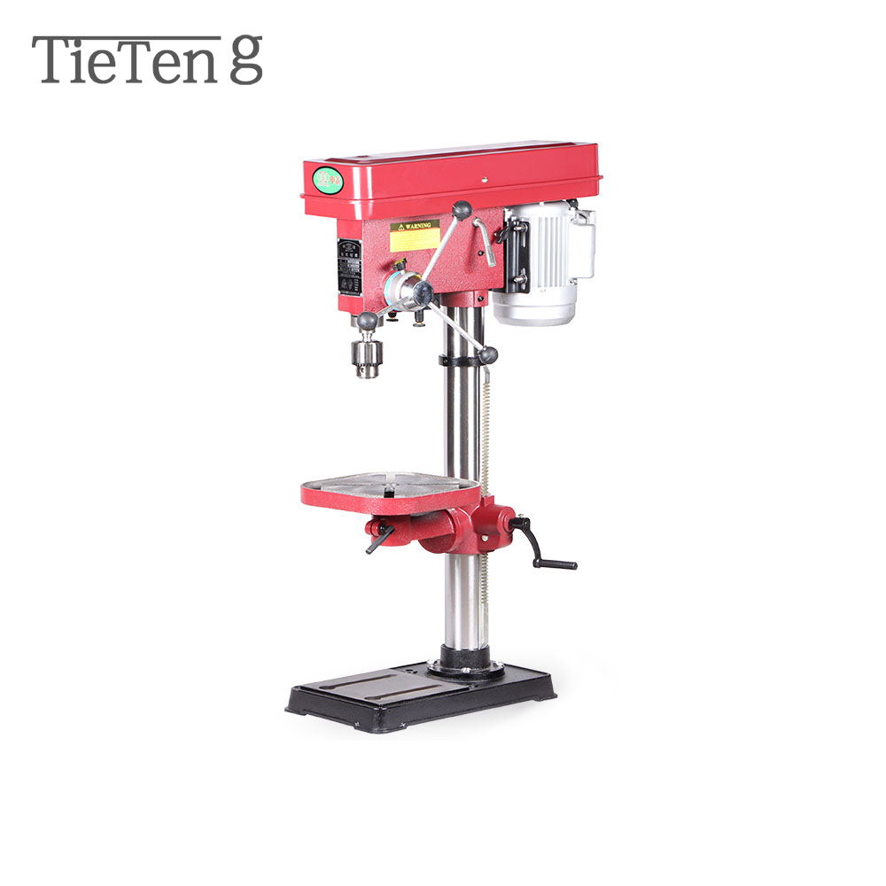high quality new 16mm high column single phase hand drill press stand