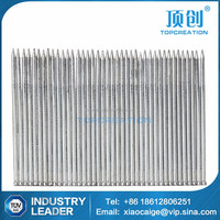 High gas row nail straight nail for furniture with T shape in china supplier