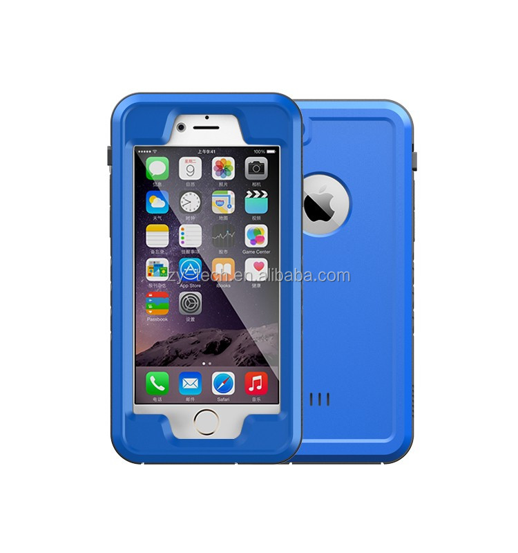 TOP quality direct factory special waterproof phone case for iphone 6s