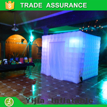 trade show inflatable photo booth tent