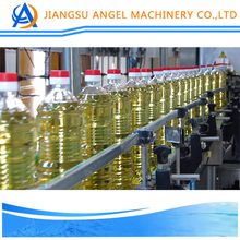 Chinese supplier small bottle edible cooking oil filling and capping machine