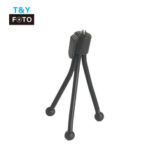 Tianya hot selling mini flexible octopus pocket tripod for iphone