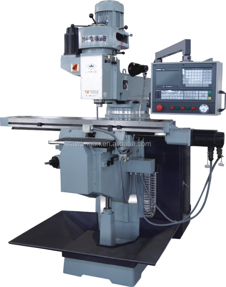 factory machine tool XK5328B with economical cnc milling machine price