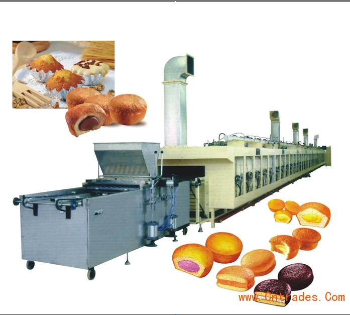 Cake Making Machine Manufacturers
