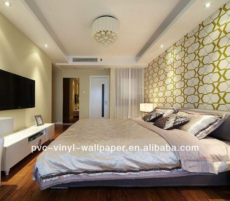 superior quality modern wall covering/non-woven wallpaper fabric wall mural zebra wallpaper svart tapet