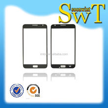 hot sale alibaba express front glass for samsung n7000 accept payapl and dhl